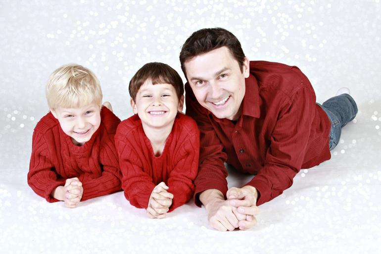 Spokojená rodinka se soukromou půjčkou